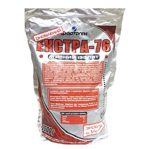 Купить Протеин Экстар-76 мясной изолят 2000 гр цена
