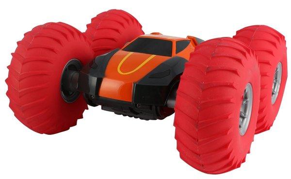 Цена Перевёртыш на р/у YinRun Speed Cyclone с надувными колесами (оранжевый)