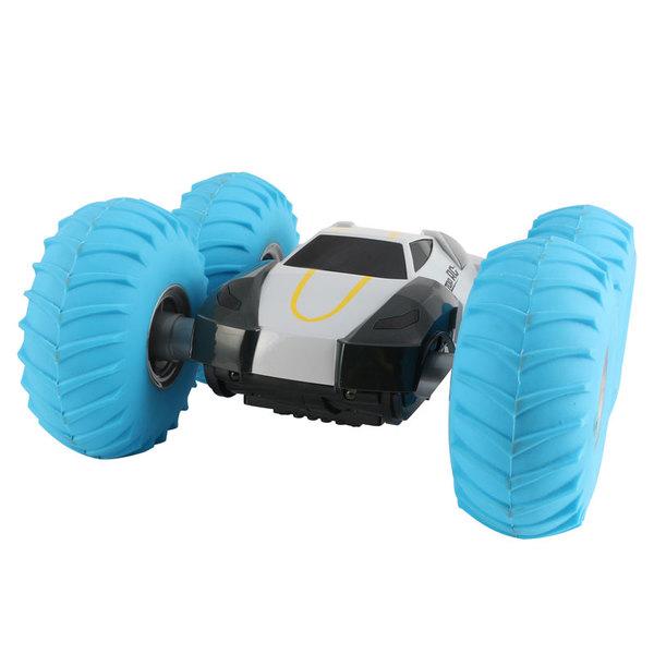 Цена Перевёртыш на р/у YinRun Speed Cyclone с надувными колесами (серый)