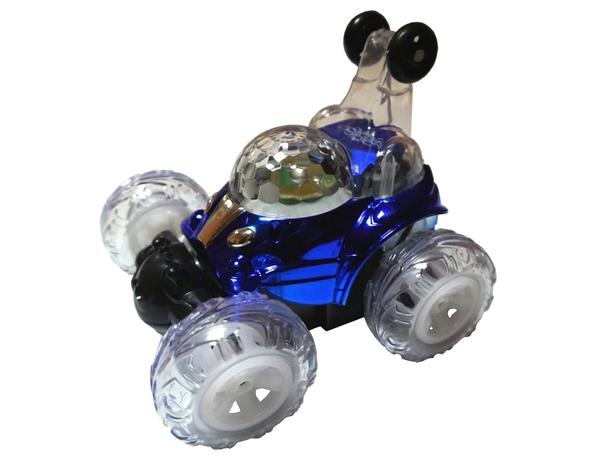 Цена Перевёртыш на р/у мини Cool Lamp (LX9082) с аккум. (синий)