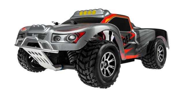 Цена Автомодель шорт-корс 1:18 WL Toys A969 4WD 25км/час (серый)