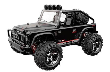 Машинка р/у 1:22 Subotech Brave 4WD 35 км/час (черный) фото видео изображение