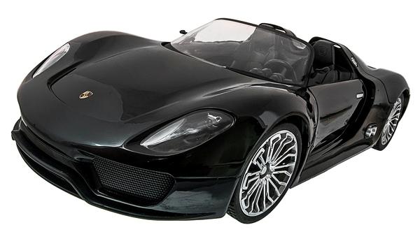 Цена Машинка р/у 1:14 Meizhi лиценз. Porsche 918 (черный)
