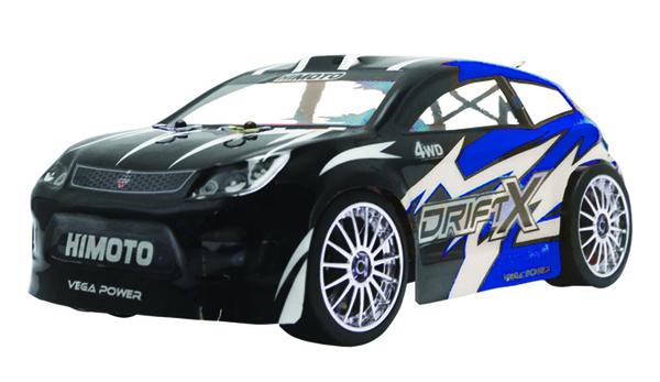 Купить Дрифт 1:18 Himoto DriftX E18DT (синий) цена