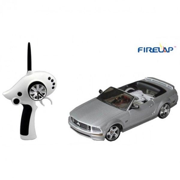 Автомодель р/у 1:28 Firelap IW02M-A Ford GT 2WD (серый) фото видео изображение