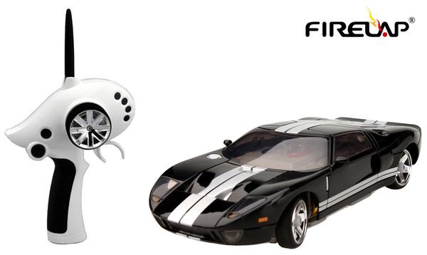 Цена Автомодель р/у 1:28 Firelap IW02M-A Ford GT 2WD (черный)