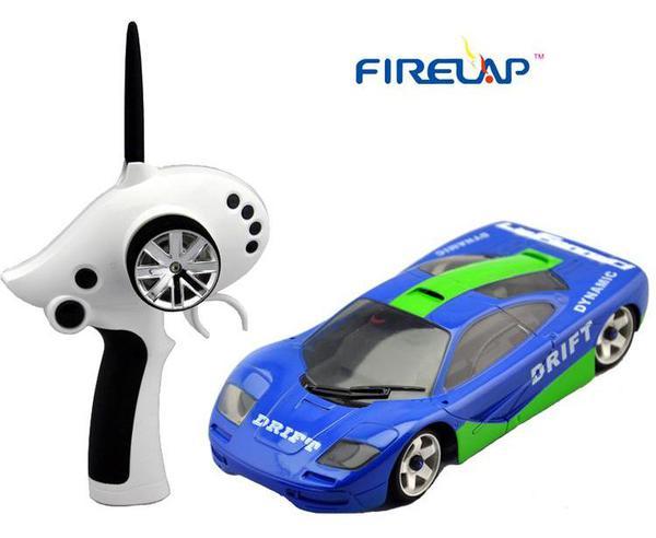 Цена Автомодель р/у 1:28 Firelap IW02M-A Mclaren 2WD (синий)