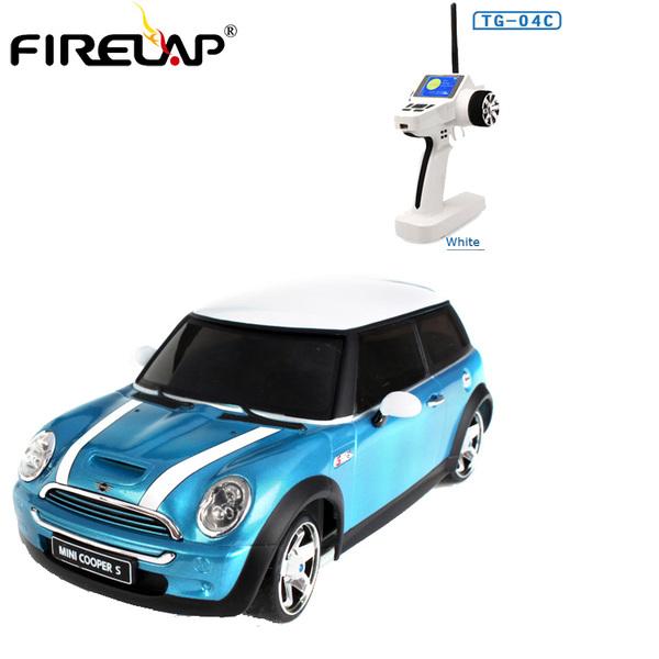 фото Автомодель р/у 1:28 Firelap IW04M Mini Cooper 4WD (синий) видео отзывы