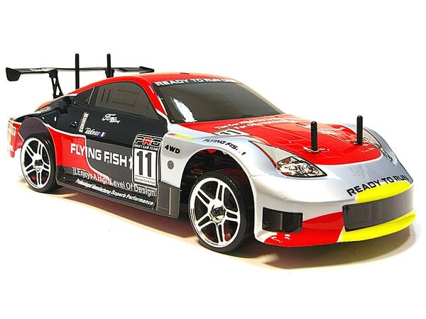 Цена Дрифт 1:10 Himoto DRIFT TC HI4123 Brushed (Nissan 350z)