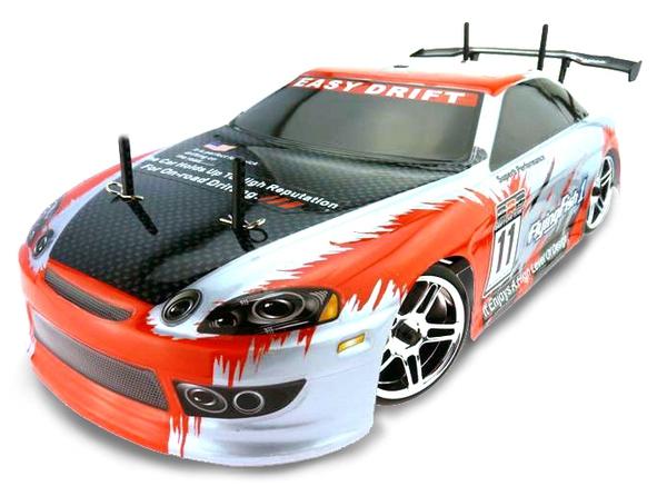 Купить Дрифт 1:10 Himoto DRIFT TC HI4123 Brushed (Toyota Soarer) цена