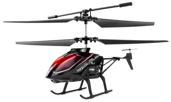 Вертолёт 3-к микро и/к Vitality H40 (черный) фото видео изображение