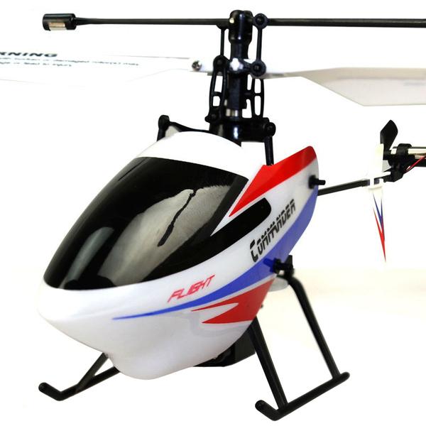 Вертолёт 4-к микро р/у 2.4GHz WL Toys V911-pro Skywalker фото видео изображение