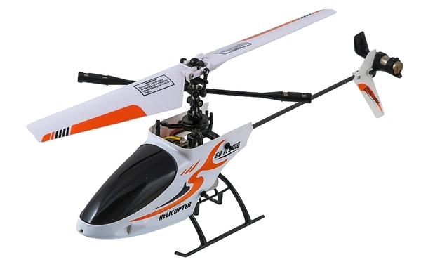 Купить Вертолёт 4-к микро р/у 2.4GHz Xieda 9928 (оранжевый) цена