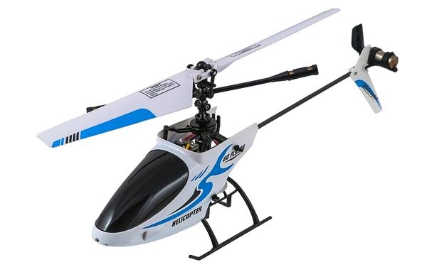 Купить Вертолёт 4-к микро р/у 2.4GHz Xieda 9928 (синий) цена