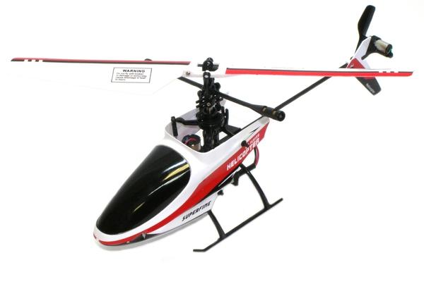 Купить Вертолёт 4-к микро р/у 2.4GHz Xieda 9958 (красный) цена