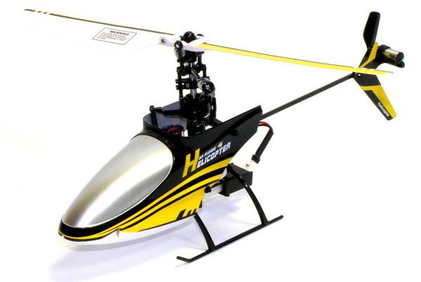 Купить Вертолёт 4-к микро р/у 2.4GHz Xieda 9958 (черный) цена