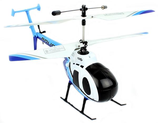 Купить Вертолёт 4-к микро р/у 2.4GHz Xieda 9988 Police соосный копийный цена