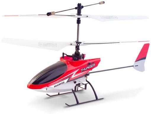 Купить Вертолёт 4-к микро р/у 2.4GHz Xieda 9998 соосный (красный) цена