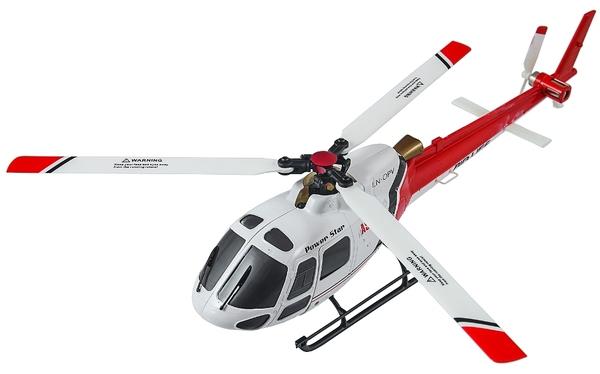 Купить Вертолёт 3D микро 2.4GHz WL Toys V931 FBL бесколлекторный (красный) цена