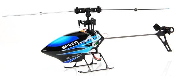 Купить Вертолёт 3D микро р/у 2.4GHz WL Toys V922 FBL (синий) цена