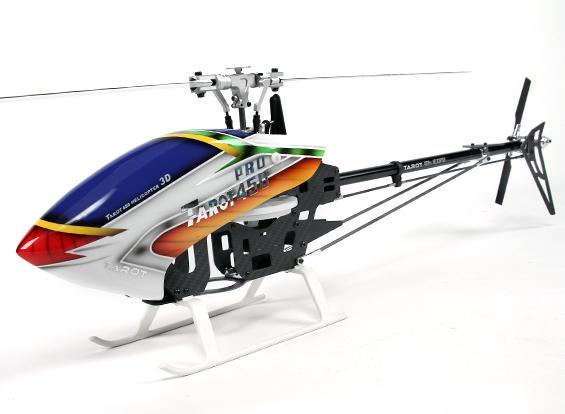 Модель вертолёта Tarot 450PRO V2 FBL в комплектации KIT (TL20006-B) фото видео изображение