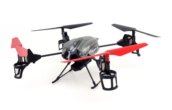 Квадрокоптер р/у 2.4Ghz WL Toys V959 с камерой фото видео изображение
