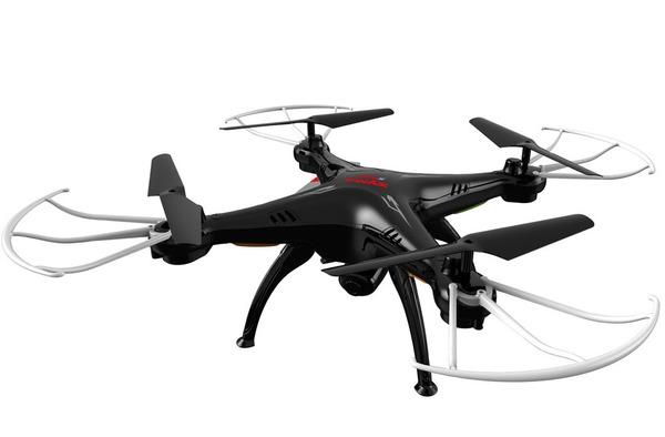 Цена Квадрокоптер р/у Syma X5SC с 2-мегапиксельной камерой (черный)
