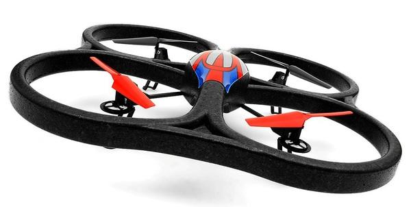 фото Квадрокоптер большой р/у 2.4GHz WL Toys V333 Cyclone 2 видео отзывы