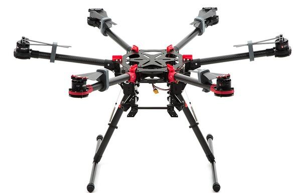 фото Гексакоптер DJI Spreading Wings S900 видео отзывы