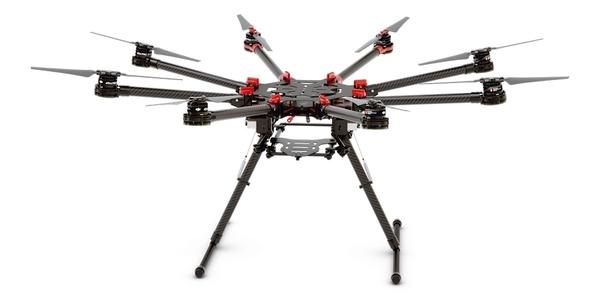 фото Октокоптер DJI Spreading Wings S1000+ (S1000 Plus) видео отзывы
