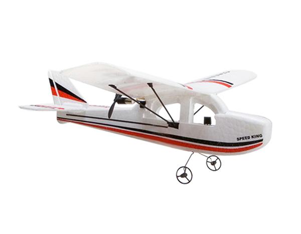Модель и/к мини самолёта VolantexRC Mini Cessna (TW-781) 200мм RTF фото видео изображение