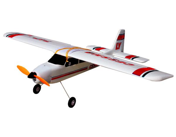 Модель р/у 2.4GHz самолёта VolantexRC Cessna (TW-747-1) 940мм RTF фото видео изображение
