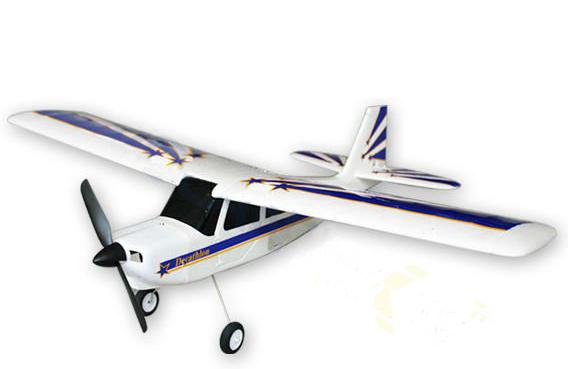 Модель р/у 2.4GHz самолёта VolantexRC Decathlon (TW-765-1) 750мм RTF фото видео изображение