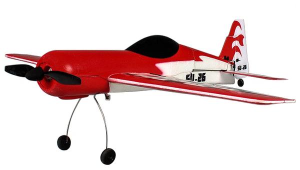 Самолёт 4-к р/у 2.4GHz WL Toys F929 SU-26 фото видео изображение
