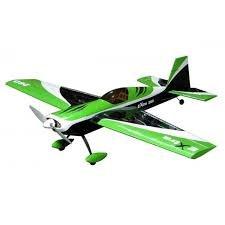 Самолёт р/у Precision Aerobatics Extra 260 1219мм KIT (зеленый) фото видео изображение
