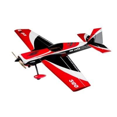 Самолёт р/у Precision Aerobatics Extra 260 1219мм KIT (красный) фото видео изображение
