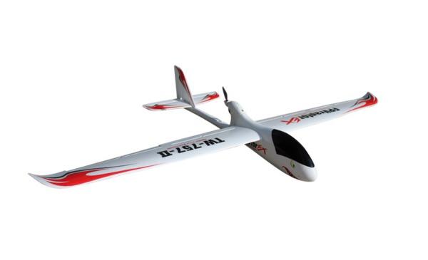 Модель р/у 2.4GHz планера VolantexRC FPVRaptor (TW-757-2) 2000мм PNP фото видео изображение