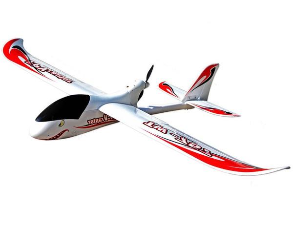 фото Модель р/у 2.4GHz планера VolantexRC FPVRaptor (TW-757) 1600мм KIT видео отзывы