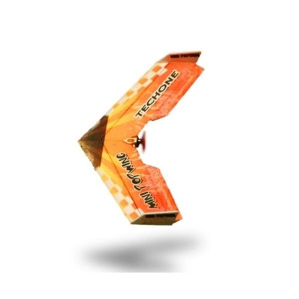 фото Летающее крыло Tech One Mini Popwing 600мм EPP ARF (красный) видео отзывы