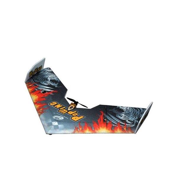 Летающее крыло Tech One Mini Popwing 600мм EPP ARF (черный) фото видео изображение