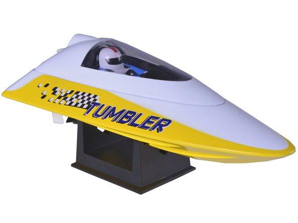 Купить Катер на р/у VolantexRC V796-1 Tumbler (желтый) цена