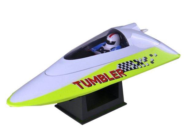 Купить Катер на р/у VolantexRC V796-1 Tumbler (зеленый) цена
