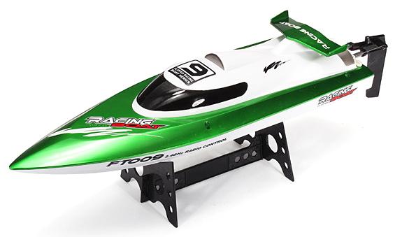 Купить Катер на р/у 2.4GHz Fei Lun FT009 High Speed Boat (зеленый) цена