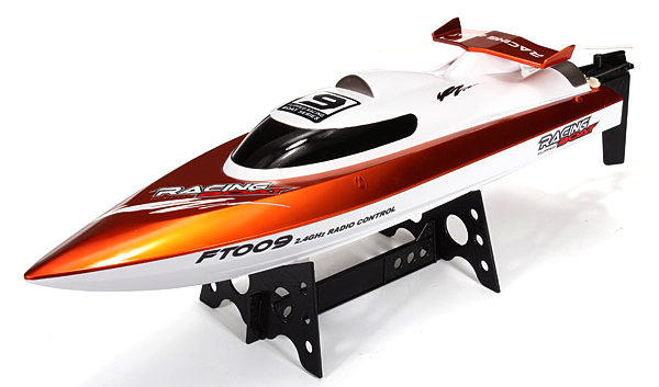 Купить Катер на р/у 2.4GHz Fei Lun FT009 High Speed Boat (оранжевый) цена