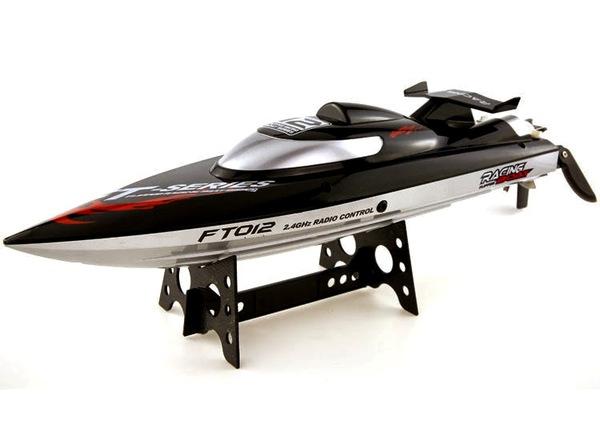 Купить Катер на р/у 2.4GHz Fei Lun FT012 High Speed Boat бесколлекторный (черный) цена