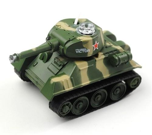 """Танк микро р/у """"Tank-7"""" (СССР) фото видео изображение"""