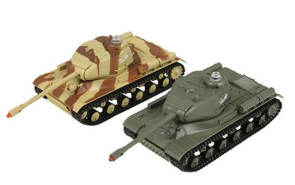 Танковый бой р/у 1:36 HuanQi 529 фото видео изображение