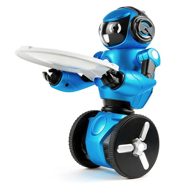 Робот р/у WL Toys F1 с гиростабилизацией (синий)