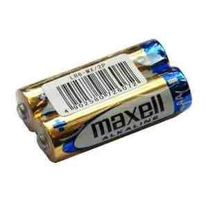 Батарейка AA Maxell Alkaline LR6 в пленке 1шт (2шт в уп.) фото видео изображение