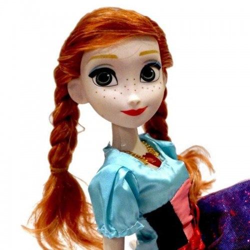 Цена Кукла Beatrice Анна (Холодное седце) 46 см
